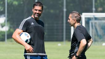 FC Wohlen, Trainingsauftakt 20.06.2017