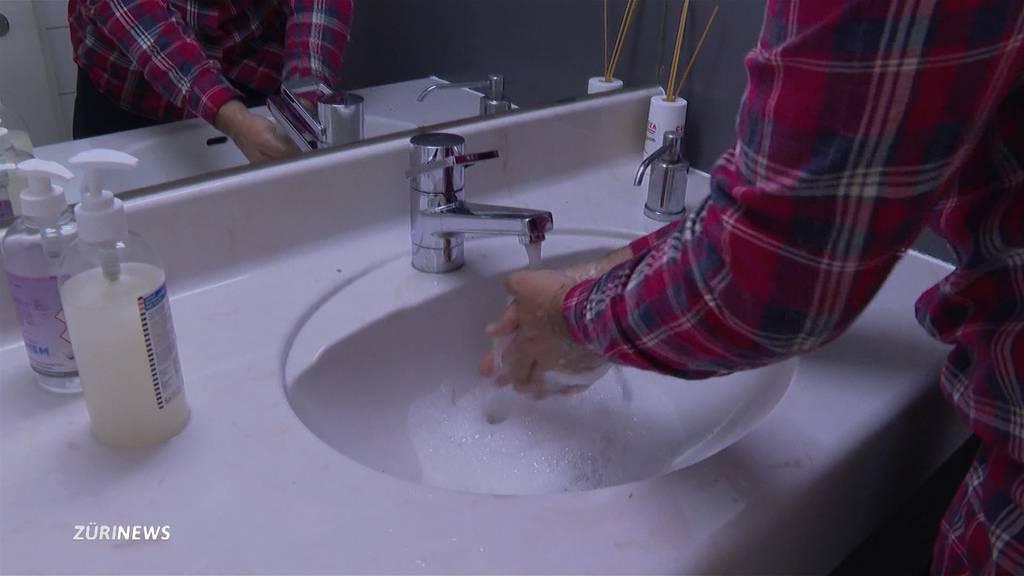 Tag der Hand-Hygiene: Sauberkeit der Zürcher auf dem Prüfstand