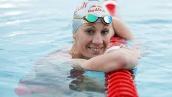 Daniela Ryf kann nun auch das Schwimmen im «Home Office» trainieren.