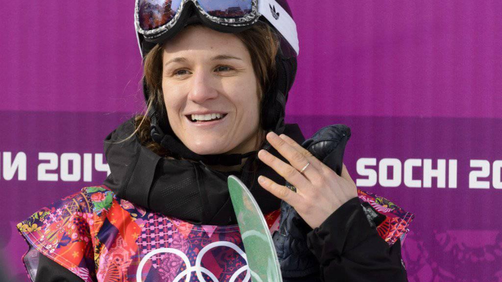 Isabel Derungs mit Platz 4 zurück in den Weltcup-Betrieb