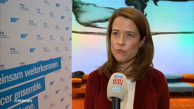 Bundesratswahlen: FDP setzt auf Frauen-Kandidatur