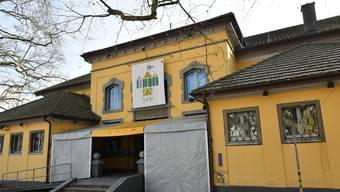 Im Kulturzentrum Schützi präsentieren die jungen Kunstschaffende ihre Werke.