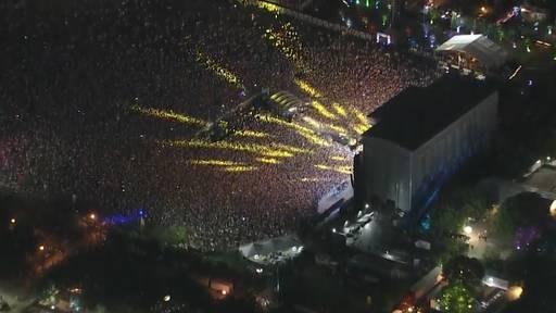 Angst vor Corona-Ausbruch: Fast 400'000 Besucher feierten an Festival in Chicago