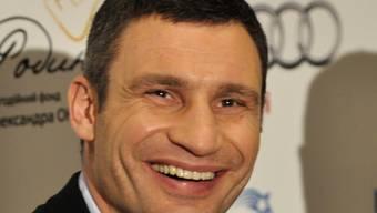 Boxweltmeister Vitali Klitschko (Archiv)