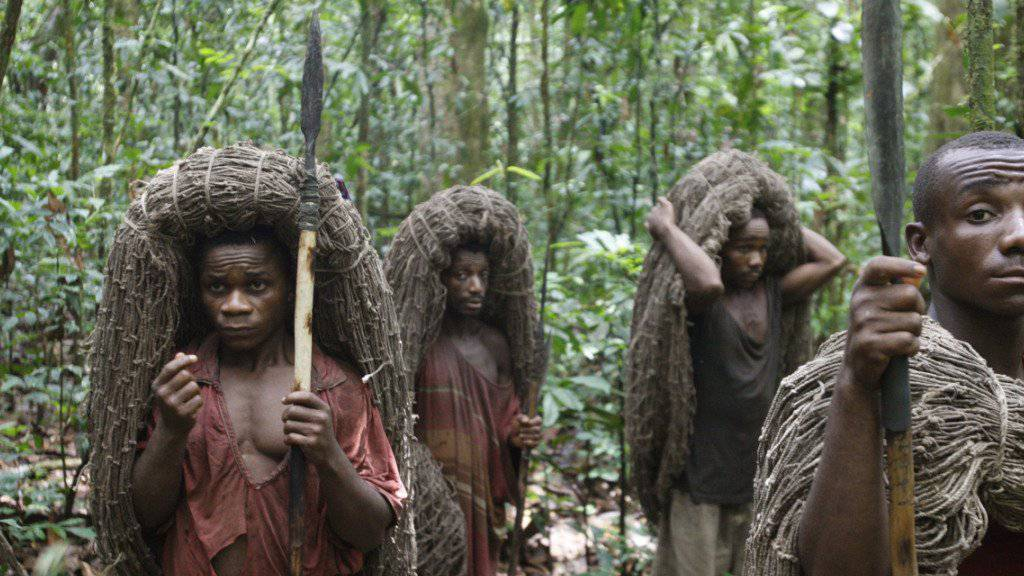 Vertreter der Volksgruppe der Pygmäen im Kongo: Ein Friedensvertrag im Land legt einen jahrzehntelangen Konflikt bei. (Archivbild)