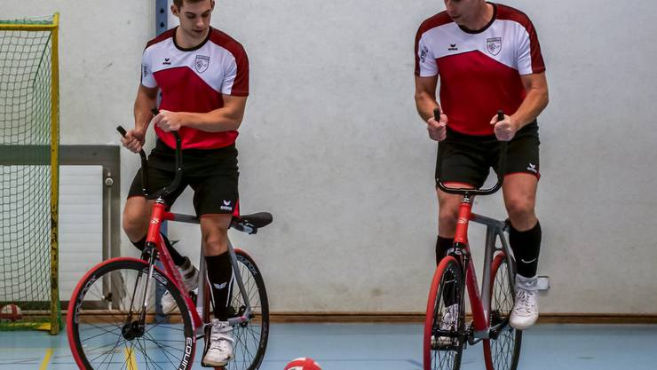 Beim Duo Stefan Lützelschwab und Nick Metzger wollen beim Weltcup die Rolle des Spielverderbers einnehmen.
