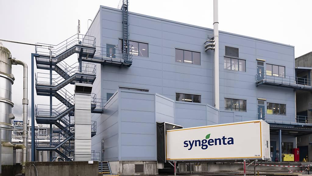 Beim Börsengang von Syngenta in China könnte es zu Verzögerungen kommen: Ein Werk des Konzerns in der Schweiz (Archivbild).