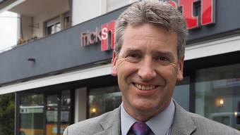 Daniel Suter, Präsident des Führungsausschusses