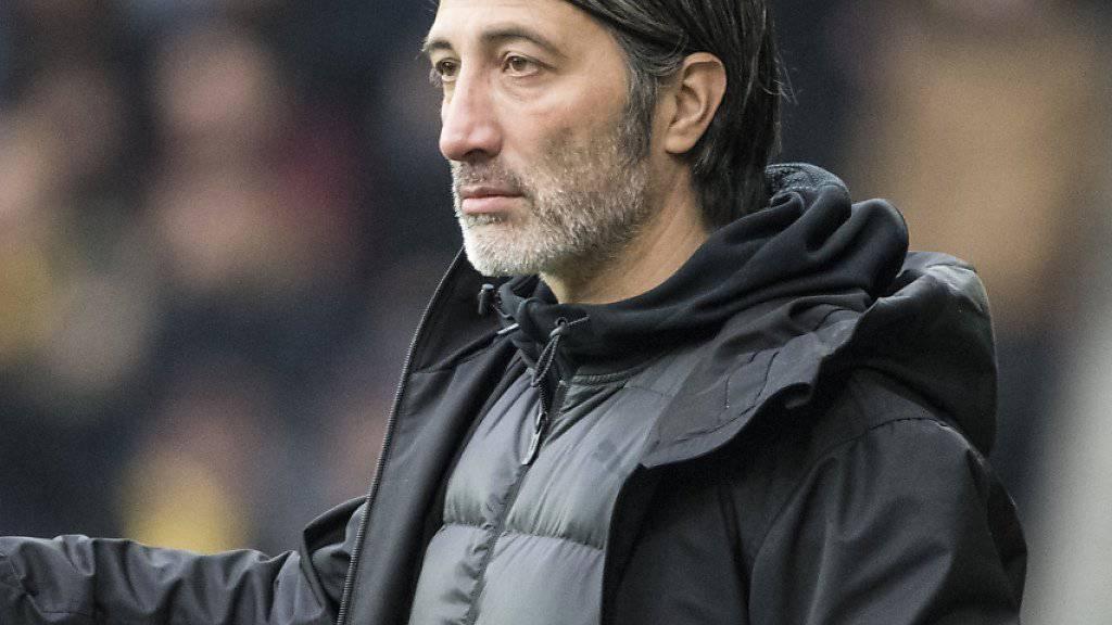 Neues Glück im Wallis: Murat Yakin wird Trainer des FC Sion
