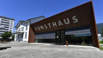 Das Kunsthaus Grenchen.