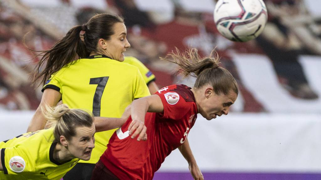 Schweizerinnen bringen sich mit Penaltys an die EM