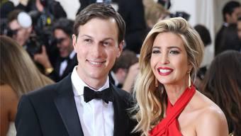 Jared Kushner und Ivanka Trump sind seit 2009 verheiratet. (Archiv)