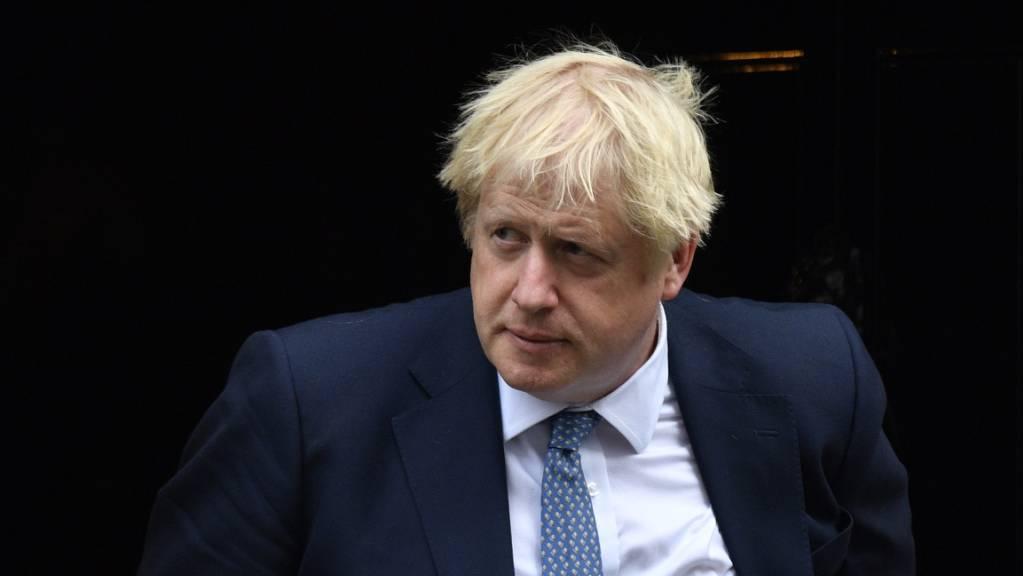 Neben seinem Ärger mit dem geplanten Brexit drohen dem britischen Premierminister Boris Johnson nun auch noch Strafermittlungen wegen eines mutmasslichen Interessenkonflikts in seiner Zeit als Londoner Bürgermeister.