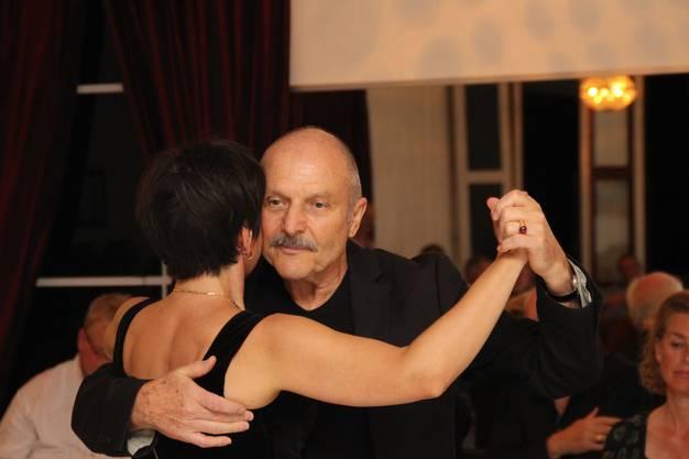 Rolf und Beata Schneider