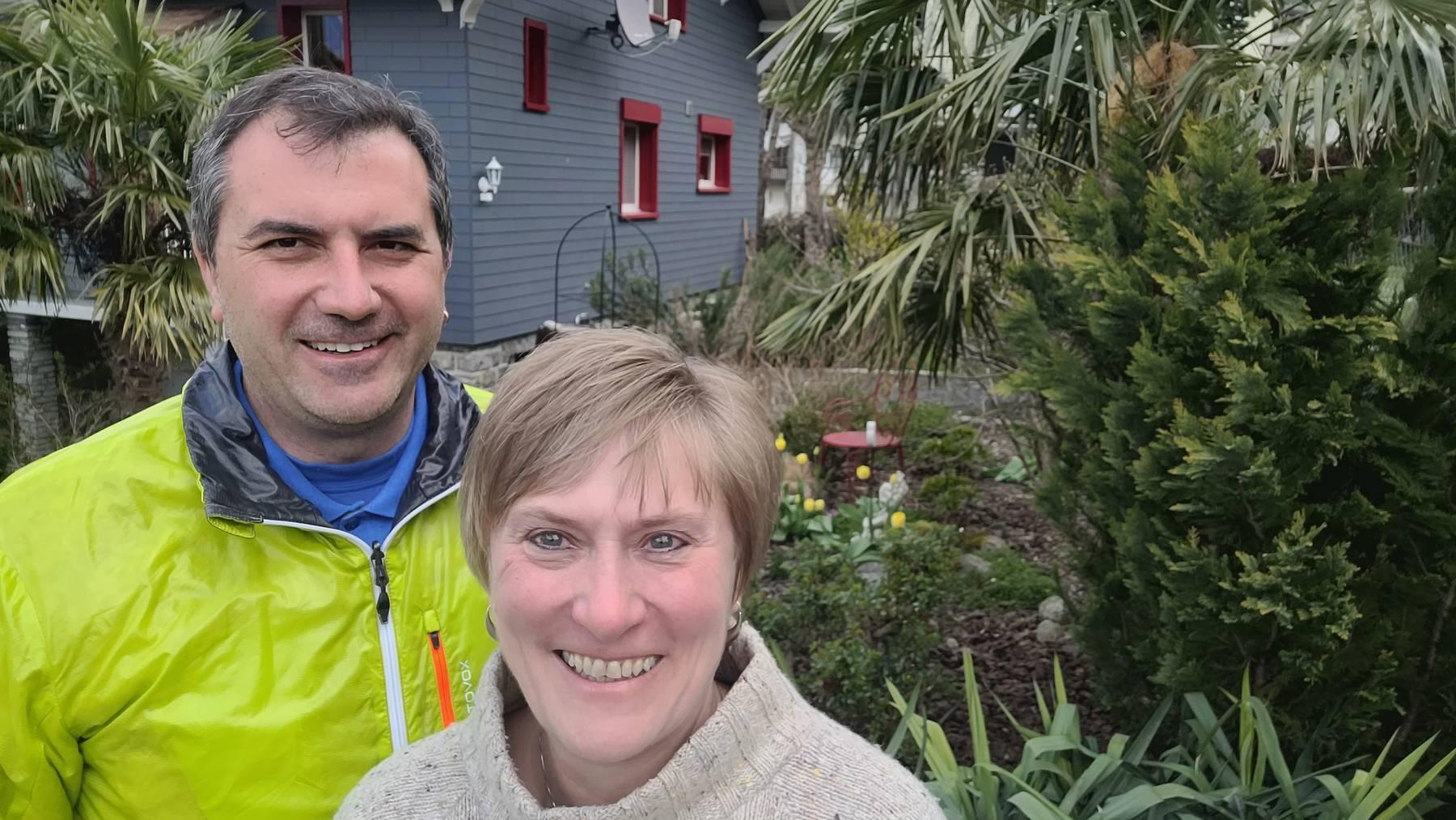 Sibylle und Rico Büeler aus Schattdorf