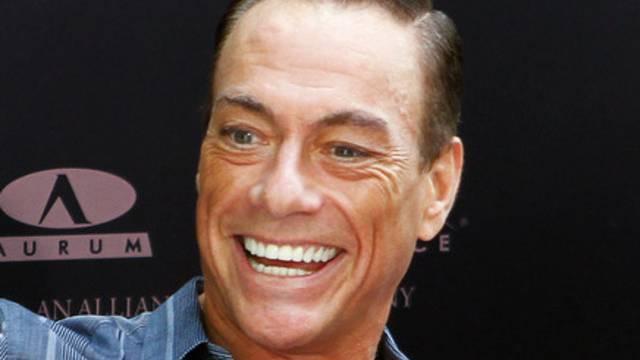 Musste sich ein Hüftgelenk ersetzen lassen: Action-Held Jean-Claude Van Damme (Archiv)
