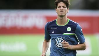 Timm Klose ist beim VfL Wolfsburg auf dem Absprung