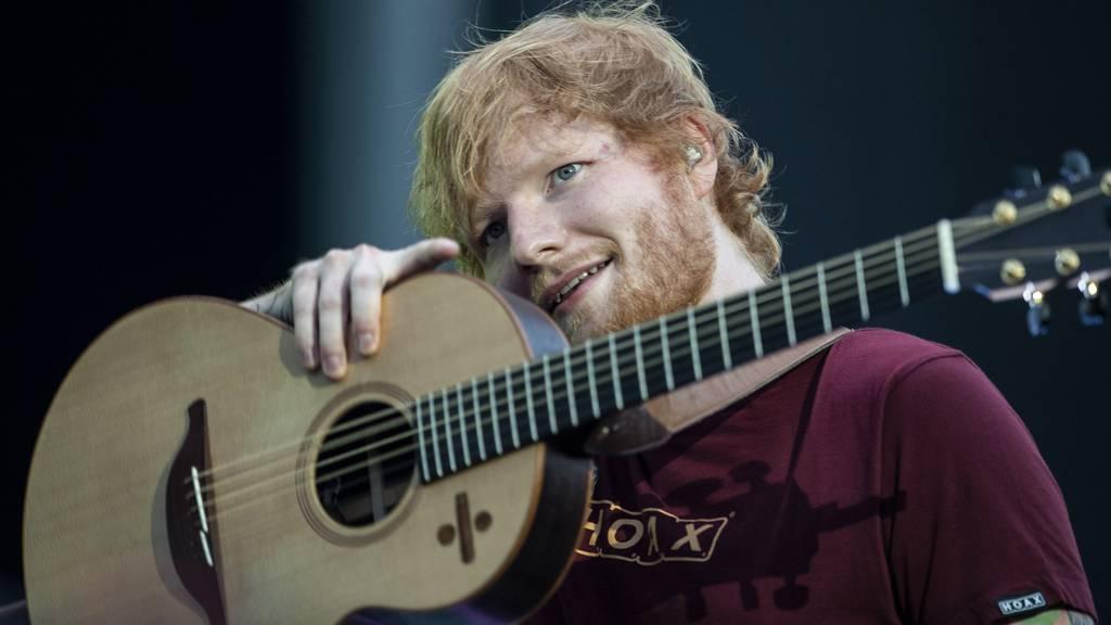 Ed Sheeran veröffentlicht neue Single und kündigt neues Album an