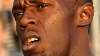 Usain Bolt verpasst eigene Jahresweltbestzeit um drei Hundertstel