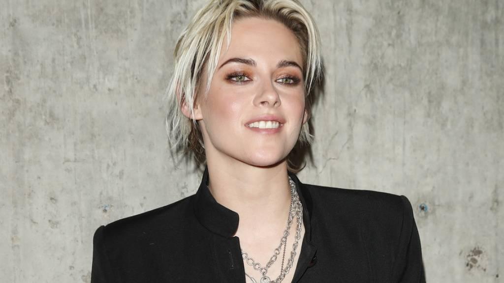 Immer glücklicher: US-Schauspielerin Kristen Stewart geniesst das Älterwerden.