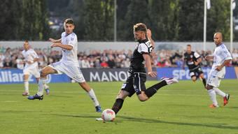 Kantonsduell: FC Wohlen gegen FC Aarau