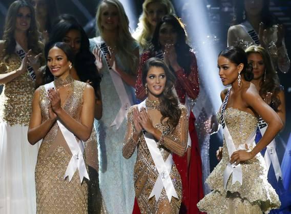 Die Schweizer Kandidatin, das 23-jährige Model Dijana Cvijetic aus Gossau SG schaffte es nicht bis in die Endrunde der besten 13.