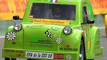 Grüne Autos im Trend