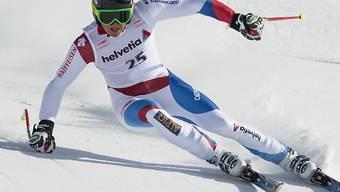 Matthias Brügger darf derzeit nicht Ski fahren