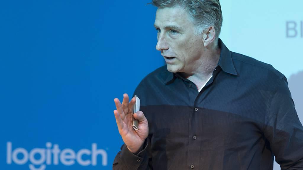 Logitech erhöht Jahresziele nach starkem ersten Quartal