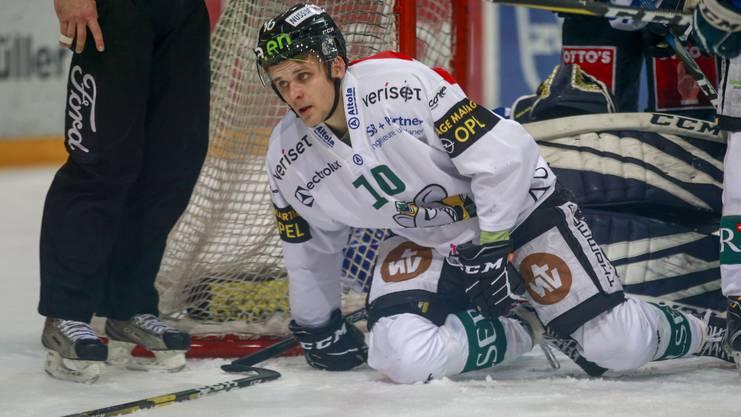 Ueli Huber wechselt nach vier Jahren zum HC Ajoie