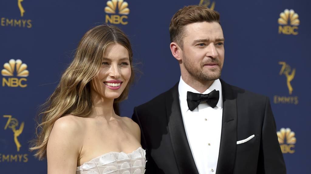 Jessica Biel und Justin Timberlake sind wieder Eltern geworden