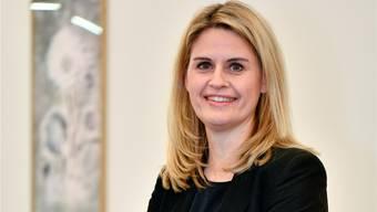 Eva Inversini tritt den neuen Job als Chefin des Amtes für Kultur und Sport beim Kanton per 1. Februar an.