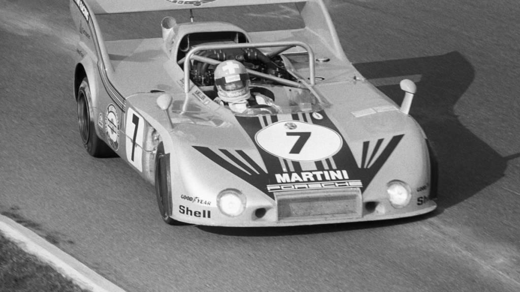 «Stumpen-Herbi» ging als bester Schweizer Rennfahrer in die Geschichte ein, der keine Karriere in der Formel 1 machte