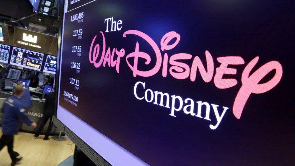 Disney erleidet Gewinneinbruch