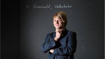 Stefan Voramwald: «Mein Job ist extrem abwechslungsreich.»