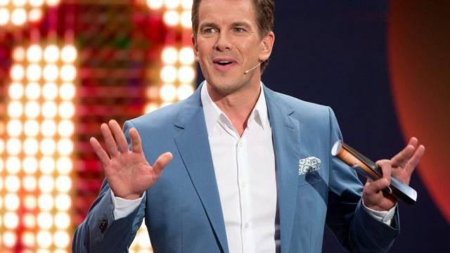 """Schluss mit lustig: Markus Lanz verkündet Aus von """"Wetten, dass..?"""""""