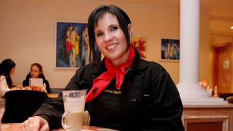 Manchmal wird Kaminfegerin Corinna Basile aus Mümliswil von Unbekannten angesprochen, die gerne ein bisschen mehr Glück hätten.