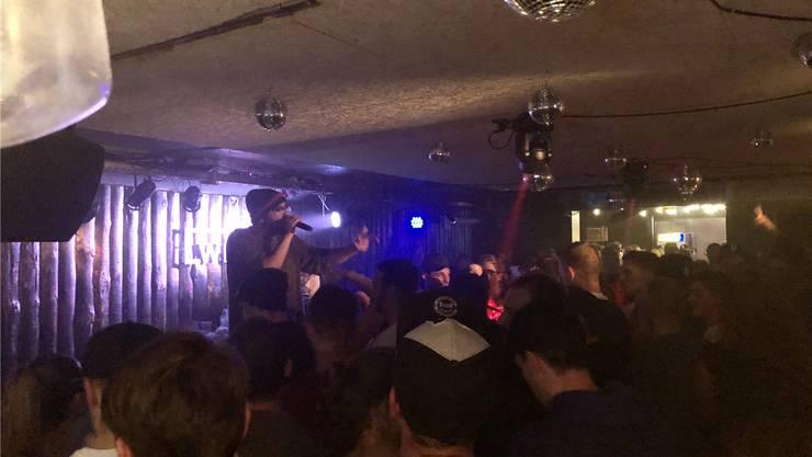 Samy Deluxe stand Anfang Oktober im LWB auf der Bühne.