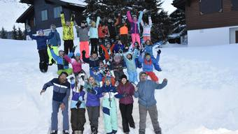 Skilager Lenzerheide der Primarschule Sins