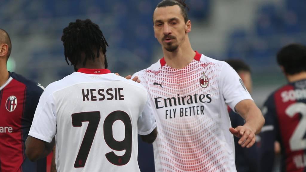 Milan findet den Tritt wieder
