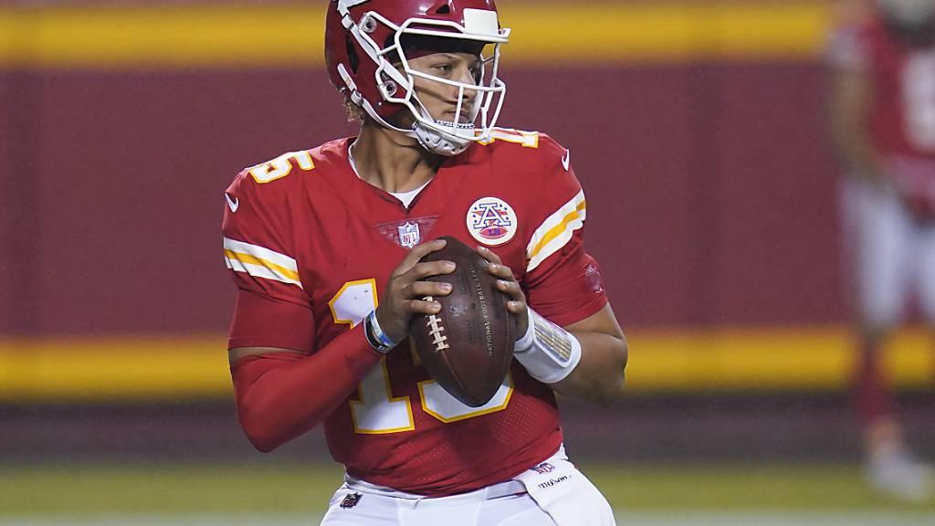 Super-Bowl-Champion Kansas City siegt zum Auftakt