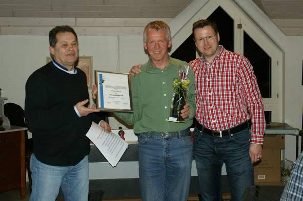 Fritz Meier, Pirmin Ochsner und der Präsident, Rolf Wolfensberger