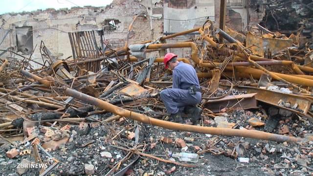 Inferno Horn:  Spurensuche in den Ruinen