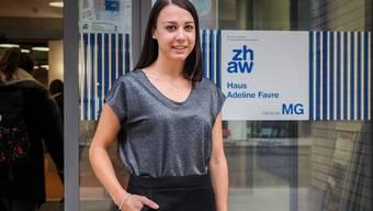 Andrea Brazerol arbeitet an der ZHAW als wissenschaftliche Mitarbeiterin und am See-Spital Horgen als Hebamme.