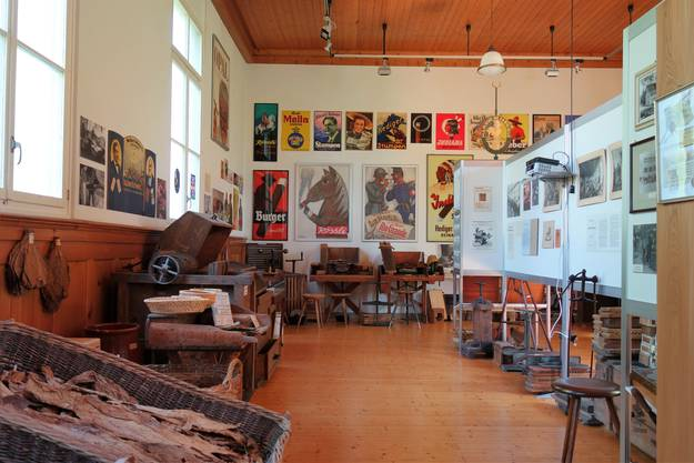 Nach einem Besuch im Zigarrenmuseum...