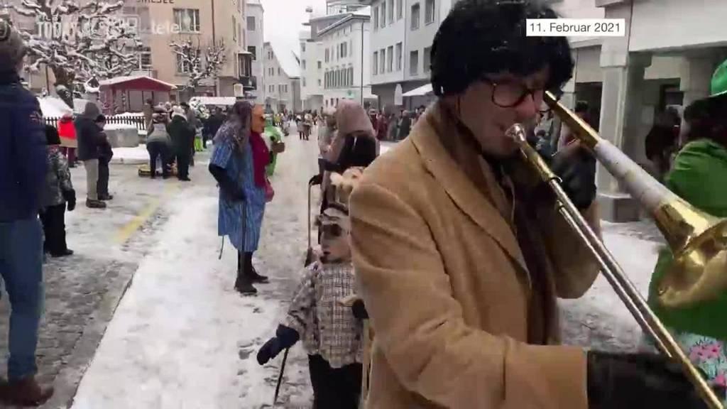 So geht die Schwyzer Polizei gegen widerspenstige Fasnächtler vor