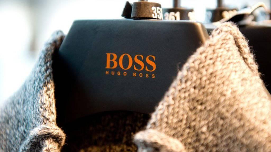 Hugo Boss will nach einer Phase der Stabilisierung wieder zu nachhaltigem und profitablem Wachstum zurückkehren.