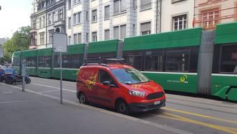 Basel Parkplätze