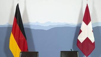 Das Steuerabkommen zwischen Deutschland und der Schweiz kommt definitiv nicht zustande (Symbolbild)