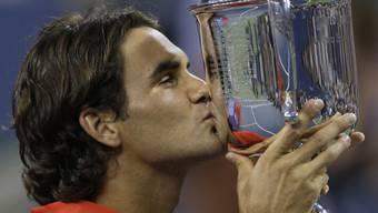 Strebt in New York seinen sechsten US-Open-Titel an: Letztmals triumphierte er 2008